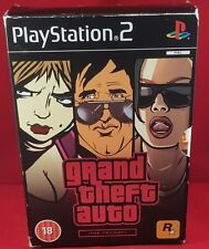 Grand Theft Auto: The Trilogy Complete with maps (Sony PlayStation 2)