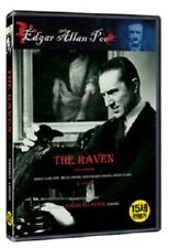 [DVD] Edgar Allan Poe's The Raven (1935) Boris Karloff, Bela Lugosi *NEW
