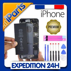 BATTERIE INTERNE NEUVE IPHONE 5 5C 5S 6 6S 7 8 PLUS X XR XS MAX 11 PRO SE 2020