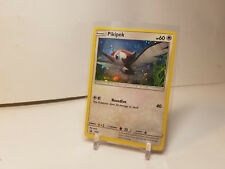 Pikipek SM07 Black Star Promo Sun & Moon Pokemon Card Holo LP
