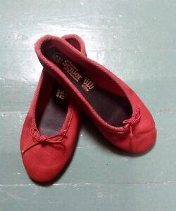 Adults//Childrens Ballet Canvas Ballet Pumps//Shoes By Gandolfi £4.99