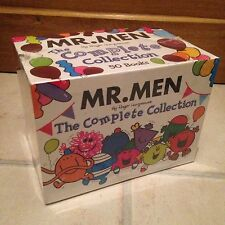 Mr Men-The Complete 50 Book Collection.Brand New In Box.2010. Unopened. RRP £125