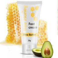 Honey Moisturizing Foot Cream Exfoliating Anti Chapped Foot Repair Cream