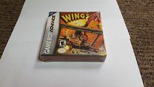 Wings (Nintendo Game Boy Advance, 2003)