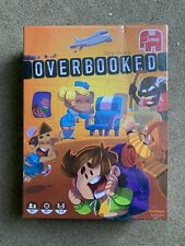 Overbooked - Brand New & Sealed