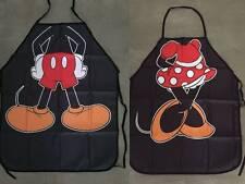 Minnie & Mickey Mouse BBQ Chef Apron Wedding Anniversary Gift Idea Fun Loving