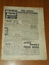 MELODY MAKER 1945 #633 SEPT 8 JAZZ SWING ROLAND PEACHEY IVY BENSON HARRY HAYES