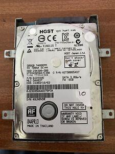 "HGST 500GB SATA 5.4KRPM 2.5"" Drive HTS545050A7E380 for Laptop,PS3, PS4 ,XBox ONE"