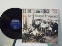 "Elliot Lawrence,Fantasy/OJC,""Plays Gerry Mulligan Arrangements"",US,LP,mono,RI,M"
