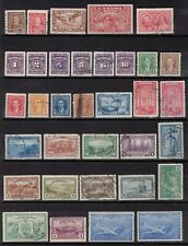 Canada early stamps, Mint&Used nice  lot,HCV! - 876R