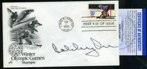 Bobby Orr PSA DNA Coa Autograph Hand Signed 1980 FDC Cache