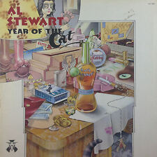 """12"""" LP - Al Stewart - Year Of The Cat - k1811 - washed & cleaned"""