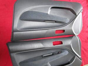 Fensterheber mit Türverkleidungen Honda Civic EK3 EJ9 EK4 3 Türer Bj. 1996-2001