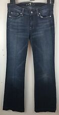 7 Seven For All Mankind Jeans 27 Dark (k1)
