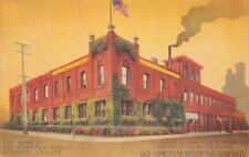 OLD HOMESTEAD BAKERY San Francisco, CA Bread Factory ca 1910s Vintage Postcard