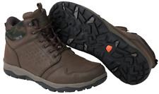 New Fox Chunk Khaki Mid Boots Shoes - All Sizes - Carp Fishing Footwear