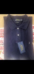Ralph Lauren Polo Shirt Large Custom Fit New