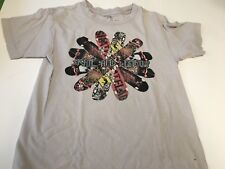 Boy's Clothing Tee Skate Lab Med 12-14 Preowned 100% Cotton Fair Condition