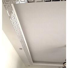 10PCS Square Mirror Removable Decal Art Mural Wall Sticker Decor Silver