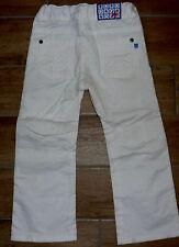 Babyface Hose Gr. 104 Jeans weiss Schlaghose statt 29,95€ %%%