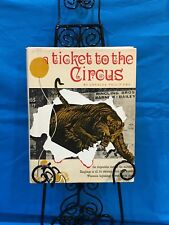 Circus - A Ticket To The Circus - By Charles Philip Fox - Hardcover