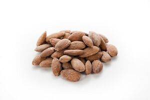 Sunburst Whole Almonds Dry Roasted and Salted