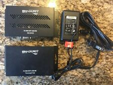 Binary B-500-EXT-230-RS HDMI Balun Receiver & Transmitter With Power Supply