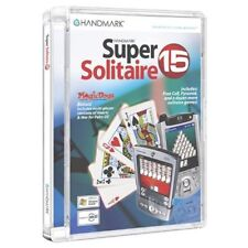 Handmark Software Super Solitaire 15 - PC, New Palm OS, Pocket PC 2003, Pc Video