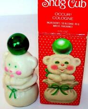Avon SNUG BUG DECANTER Occur! Cologne 1 fl oz 1979 NOS NIB