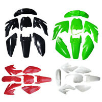 Plastics Fairing Fender Kit for Honda CRF XR 50 CRF50 Dirt Pit Bike Motorcycle