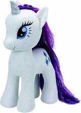 "TY MY LITTLE PONY SOFT PLUSH TOY - RARITY - 11"", 28CM GREAT GIFT / UK SELLER"