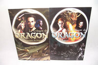 Lot de 2 livres LA TRILOGIE DU DRAGON Tomes 1 & 2 Bertrand Ferrier Edition LITO