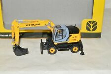 HO New Holland Tractor WE 170 Wheel Excavator construction Union Pacific RR