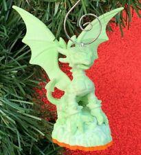 CUSTOM Skylander GLOW IN THE DARK Cynder Christmas Tree Ornament Spyro Character