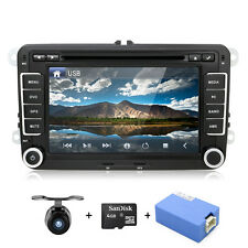 Car DVD Stereo Player Bluetooth GPS for VW Volkswagen JETTA PASSAT+Free Camera