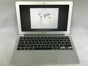 MacBook Air 11 Mid 2012 2.0 GHz Intel Core i7 8GB 256GB SSD Very Good Condition