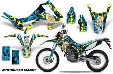 Honda Graphic Kit AMR Racing Bike Decal CRF 250L Decal MX Parts 2013+ MANDY BLUE
