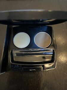 (4) AVON TRUE COLOR PERFECT EYEBROW STYLING DUO BLONDE NIB Lot Of 4 Discont