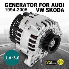 Alternateur Générateur 120a pour vw passat Skoda 3b 3bg 2.5 tdi 2.8 BJ 94-05