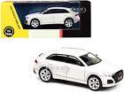 AUDI RS Q8 WHITE 1/64 DIECAST MODEL CAR BY PARAGON PA-55174