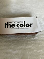 Paul Mitchell The Color Permanent Cream Hair Color 3oz. 6N Dark Natural Blonde