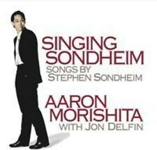 Aaron Morishita - Singing Sondheim - Songs By Stephen Sondheim [New CD]