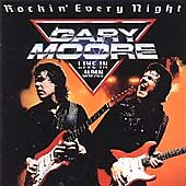 Gary Moore - Rockin' Every Night: Live In Japan (2002 Remaster)  CD  NEW/SEALED