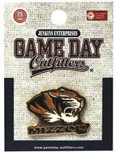 Missouri Tigers Mizzou Logo Lapel Hat Tie Pin New