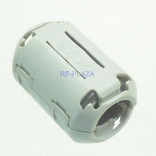 2x TDK Gray-A Φ13mm Cable Clamp Clip RFI/EMI/EMC Noise Filters Ferrite Core Case