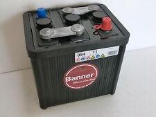 Autobatterie Oldtimer 6V 84Ah 84 Ah Banner 08411