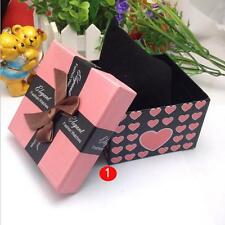Present Gift Box Case Holder For Bracelet Bangle Jewelry Wristwatch U1