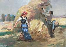 Peintures du XXe siècle et contemporaines sur panneau paysage