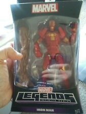 marvel legends ironman infinite series rare new baf groot
