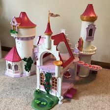 Playmobil Lot 5142 Princess Fantasy Castle Incomplete